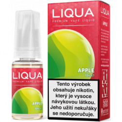 Liquid LIQUA CZ Elements Apple 10ml-3mg (jablko)