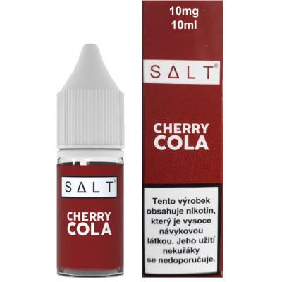 Liquid Juice Sauz SALT CZ Cherry Cola 10ml - 10 mg