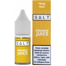Liquid Juice Sauz SALT CZ Orange Juice 10 ml - 10 mg