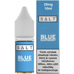 Liquid Juice Sauz SALT CZ Blue Raspberry 10 ml - 20 mg