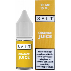 Liquid Juice Sauz SALT CZ Orange Juice 10 ml - 20 mg
