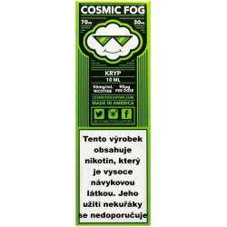 Liquid COSMIC FOG Kryp 10 ml - 06 mg