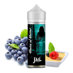 House of Horror - Jail - Shake and Vape