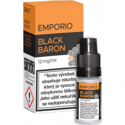 Liquid EMPORIO SALT Black Baron 10 ml - 12 mg