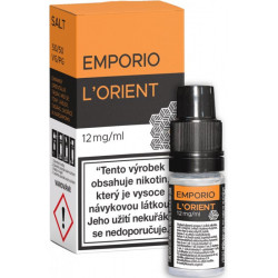 Liquid EMPORIO SALT L Orient 10 ml - 12 mg
