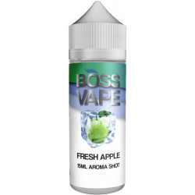 Příchuť Boss Vape Shake and Vape 15 ml Fresh Apple