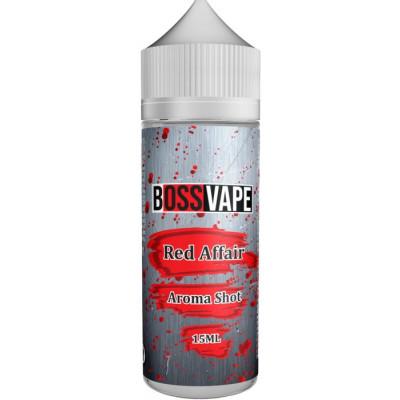 Příchuť Boss Vape Shake and Vape 15 ml Red Affair