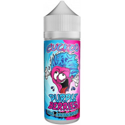 Příchuť CUCKOO Shake and Vape 15 ml Purple Berries