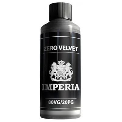 Chemická směs IMPERIA VELVET 1000 ml PG20-VG80 00 mg