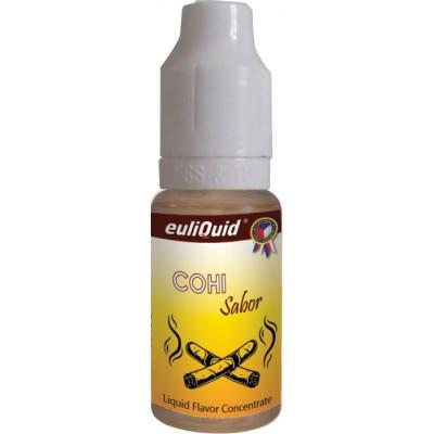 Příchuť EULIQUID Cohi Sabor Tabák 10 ml