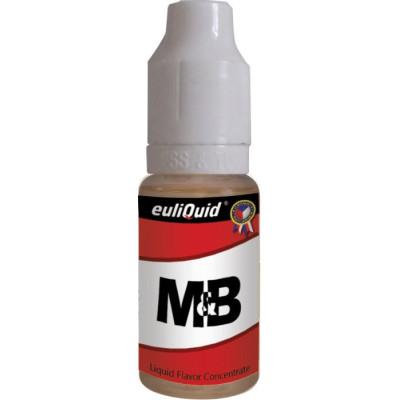 Příchuť EULIQUID M&B Tabák 10 ml