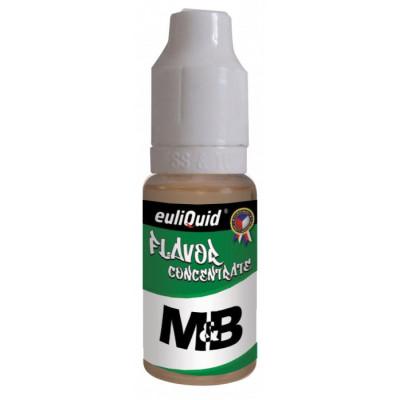 Příchuť EULIQUID M&B Mentol Tabák 10 ml