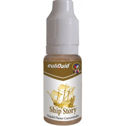 Příchuť EULIQUID Ship Story Tabák 10 ml