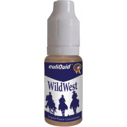 Příchuť EULIQUID Wild West Tabák 10 ml