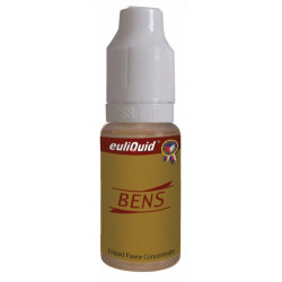Příchuť EULIQUID Bens Tabák 10ml