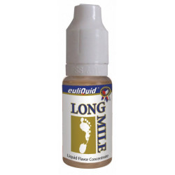 Příchuť EULIQUID Long Mile Tabák 10 ml
