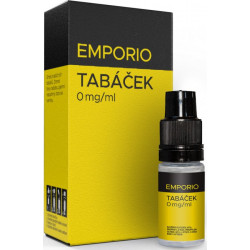 Liquid EMPORIO Tobacco 10 ml - 00 mg