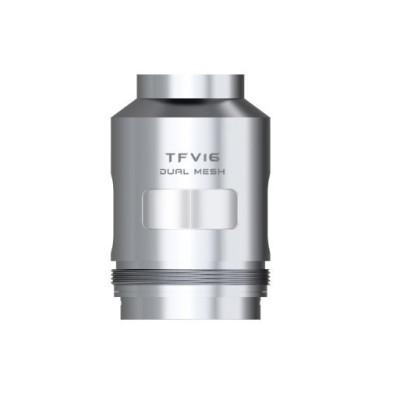 Smoktech TFV16 Dual Mesh žhavící hlava 0,12 ohm