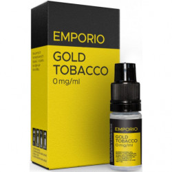 Liquid EMPORIO Gold Tobacco 10 ml - 00 mg