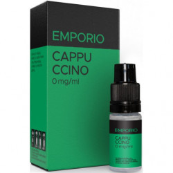 Liquid EMPORIO Cappuccino 10 ml - 00 mg