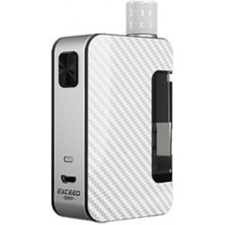 Joyetech Exceed Grip Full Kit 1000 mAh Carbon White