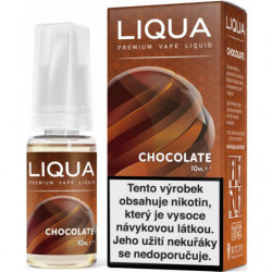 Liquid LIQUA CZ Elements Chocolate 10ml-3mg (čokoláda)