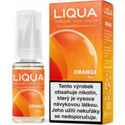 Liquid LIQUA CZ Elements Orange 10ml-3mg (Pomeranč)