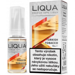Liquid LIQUA CZ Elements Turkish Tobacco 10ml-3mg (Turecký tabák)
