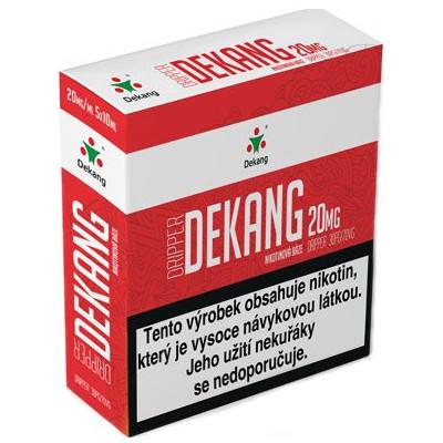 Nikotinová báze Dekang Dripper 5x10 ml PG 30:VG 70 - 20 mg