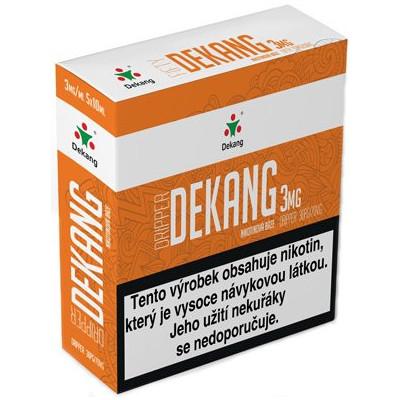 Nikotinová báze Dekang Dripper 5x10 ml PG 30:VG 70 - 03 mg
