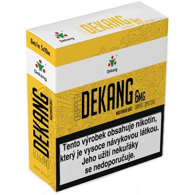 Nikotinová báze Dekang Dripper 5x10 ml PG 30:VG 70 - 06 mg