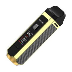 Smoktech RPM 40 grip Full Kit 1500 mAh Prism Gold