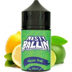 Příchuť Nasty Juice - Ballin S&V 20 ml Hippie Trail