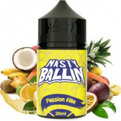 Příchuť Nasty Juice - Ballin S&V 20 ml Passion Killa