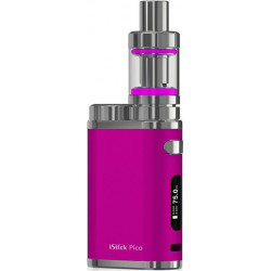 Eleaf iStick Pico TC 75W full Grip Hot Pink