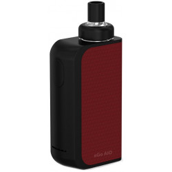 Joyetech eGo AIO Box Grip 2100 mAh Black-Red