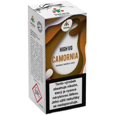 Liquid Dekang High VG Camornia 10 ml - 6 mg