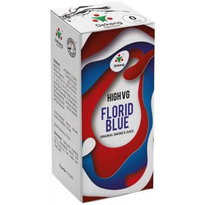 Liquid Dekang High VG Florid Blue 10 ml - 0 mg