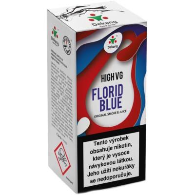 Liquid Dekang High VG Florid Blue 10 ml - 06 mg