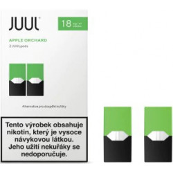 JUUL cartridge Apple Orchard 18 mg 2pack