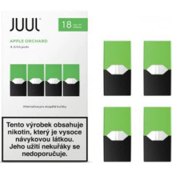 JUUL cartridge Apple Orchard 18 mg 4pack
