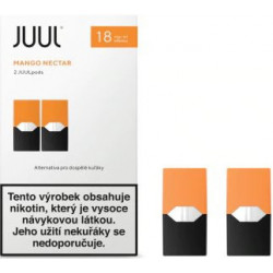 JUUL cartridge Mango Nectar 18 mg 2pack