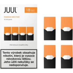 JUUL cartridge Mango Nectar 18 mg 4pack