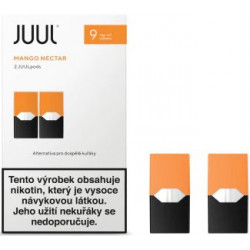JUUL cartridge Mango Nectar 9 mg 2pack
