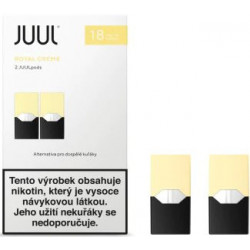 JUUL cartridge Royal Creme 18 mg 2pack