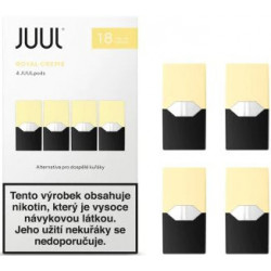 JUUL cartridge Royal Creme 18 mg 4pack