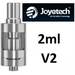 Joyetech eGo ONE V2 clearomizer 2 ml Silver