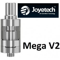 Joyetech eGo ONE Mega V2 clearomizer 4 ml Silver
