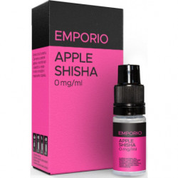 Liquid EMPORIO Apple Shisha 10 ml - 00 mg