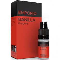 Liquid EMPORIO Banilla 10 ml - 00 mg